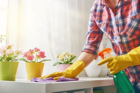 Pomoc pri upratovaní