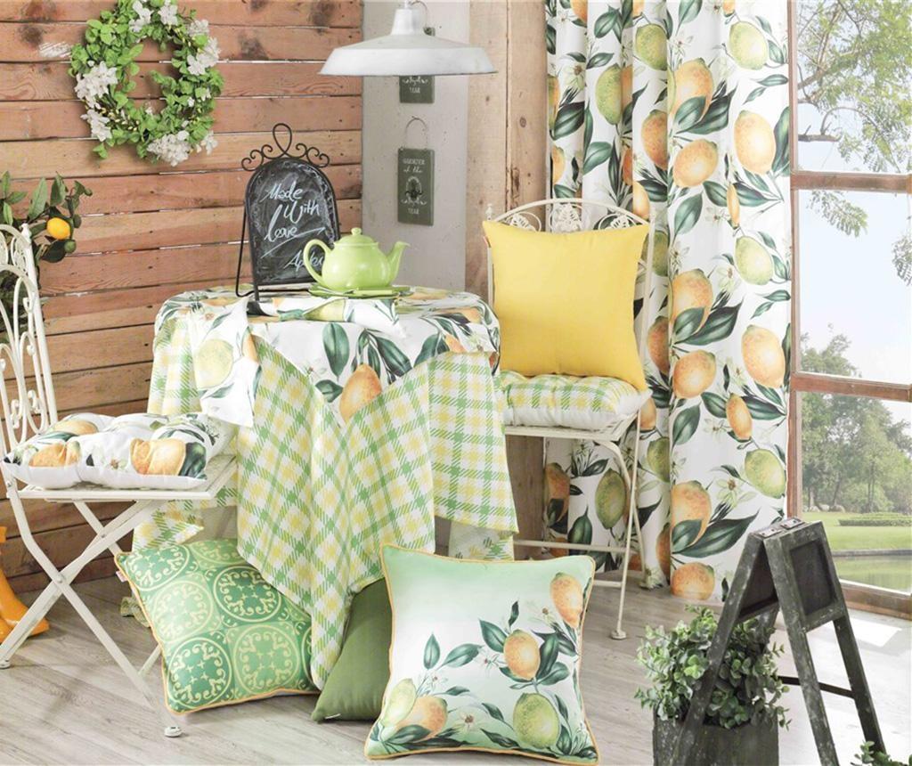 Draperie Lemons 140x180 cm