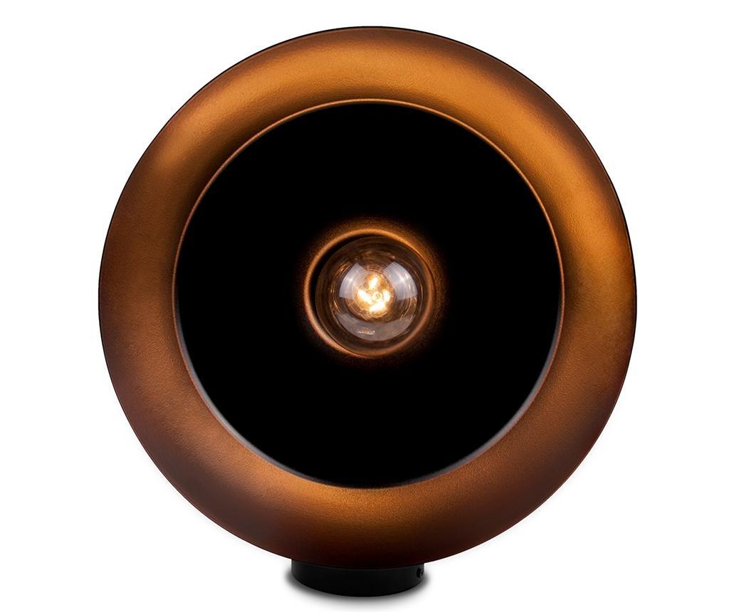 Cinco Black Fali lámpa