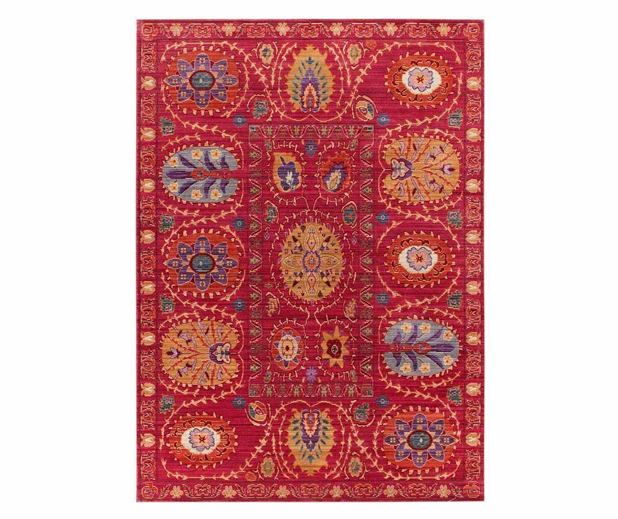 Covor Bright Red Fucsia 200x300 cm