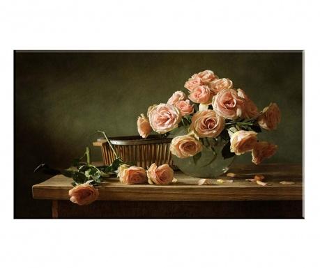 Obraz Baroque Bouquet 100x140 cm