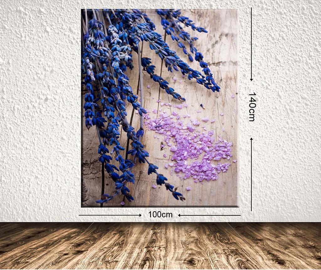 Tablou Lavender Water 100x140 cm