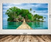 Slika Isles 100x140 cm