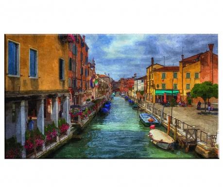 Slika Venice Ride 100x140 cm