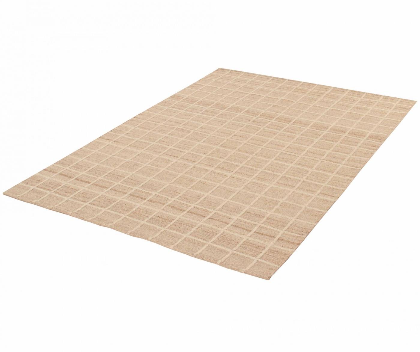 Tepih Kilim Box Ivory 60x200 cm