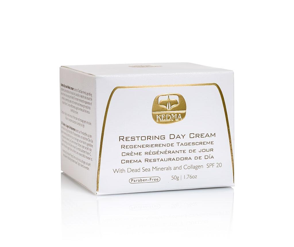 Kedma Minerals Plus Regeneráló nappali arckrém 50 g
