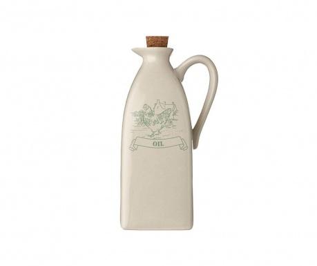 Recipient cu dop pentru ulei Country Kitchen 510 ml