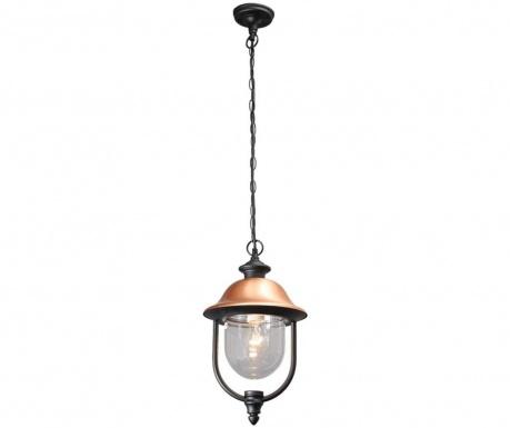 Venkovní závěsná lampa Kensington