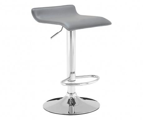 Barová židle Carter Grey