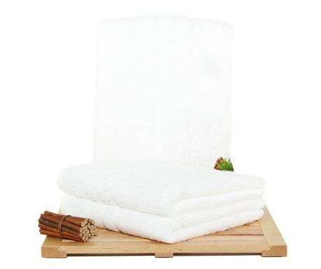 Rhonda White 3 db Fürdőszobai törölköző 50x100 cm