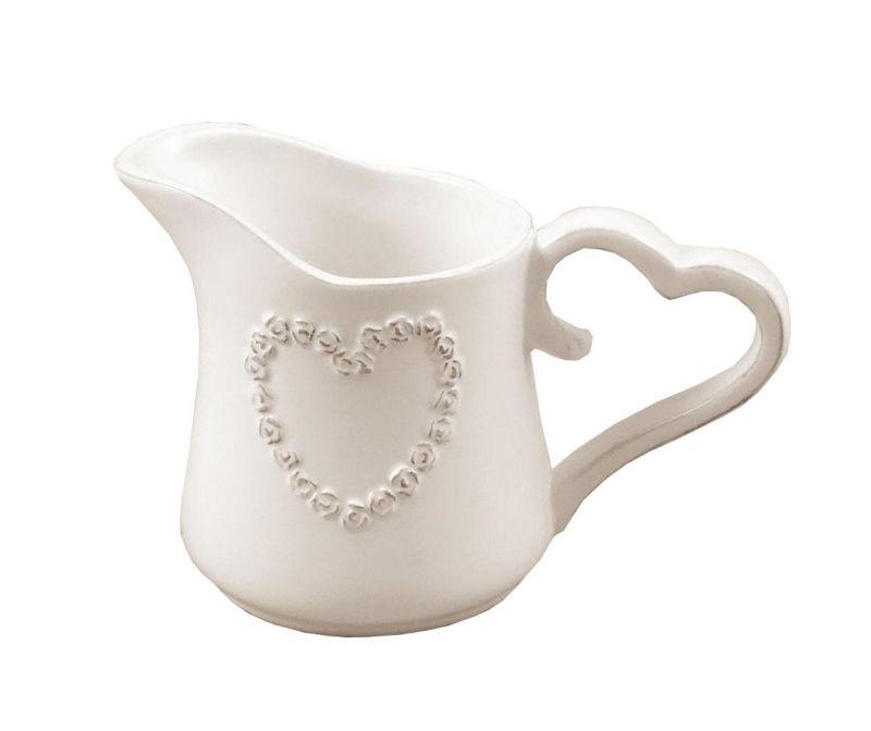 Vrč za mleko Pure Heart 200 ml