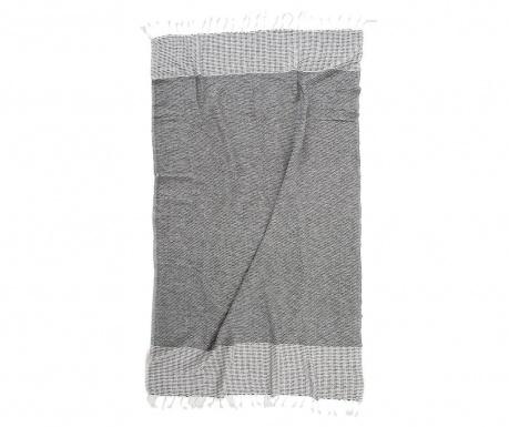 Ručník Pestemal Jamaika Grey 90x170 cm