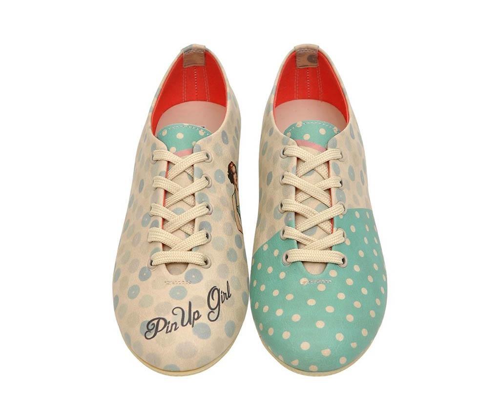 Pantofi dama Pin Up Girl 39