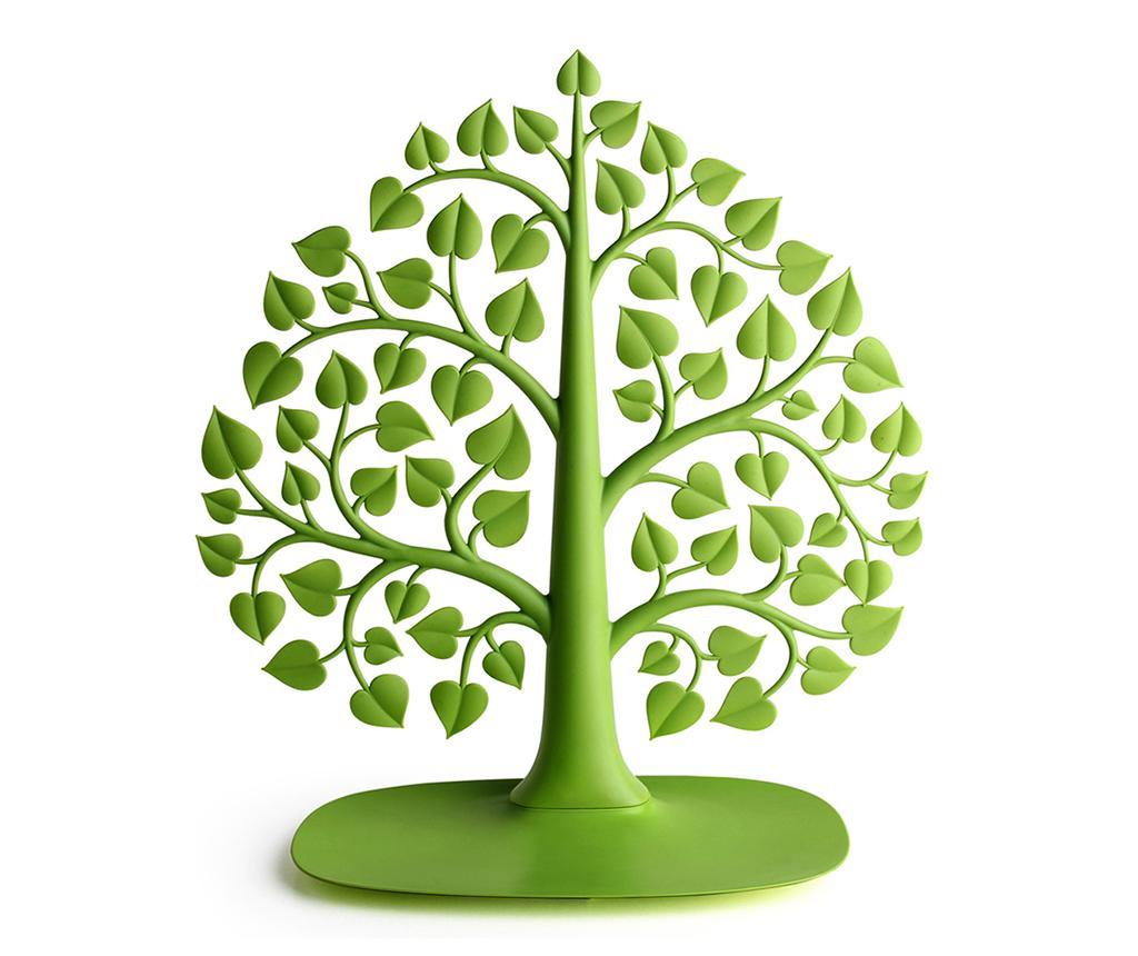 Suport pentru bijuterii Bodhi Green - Qualy, Verde