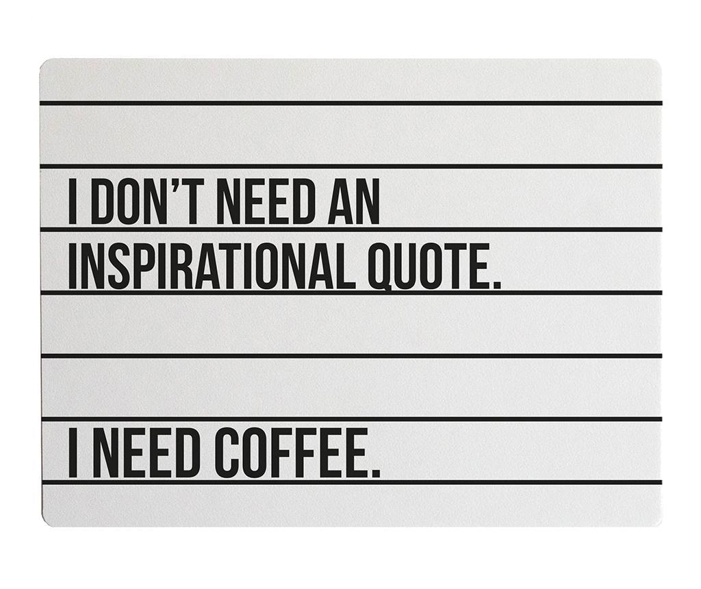 Suport tastatura Coffee - Really Nice Things