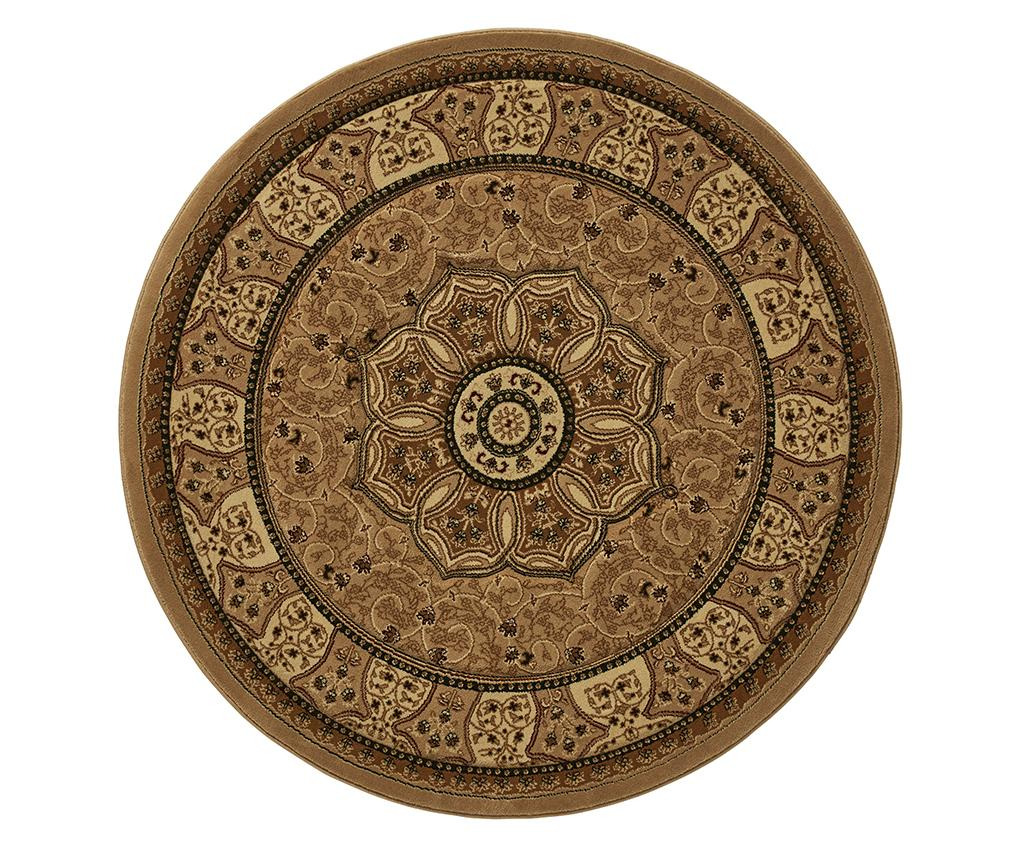 Think Rugs Covor Heritage Beige Circle