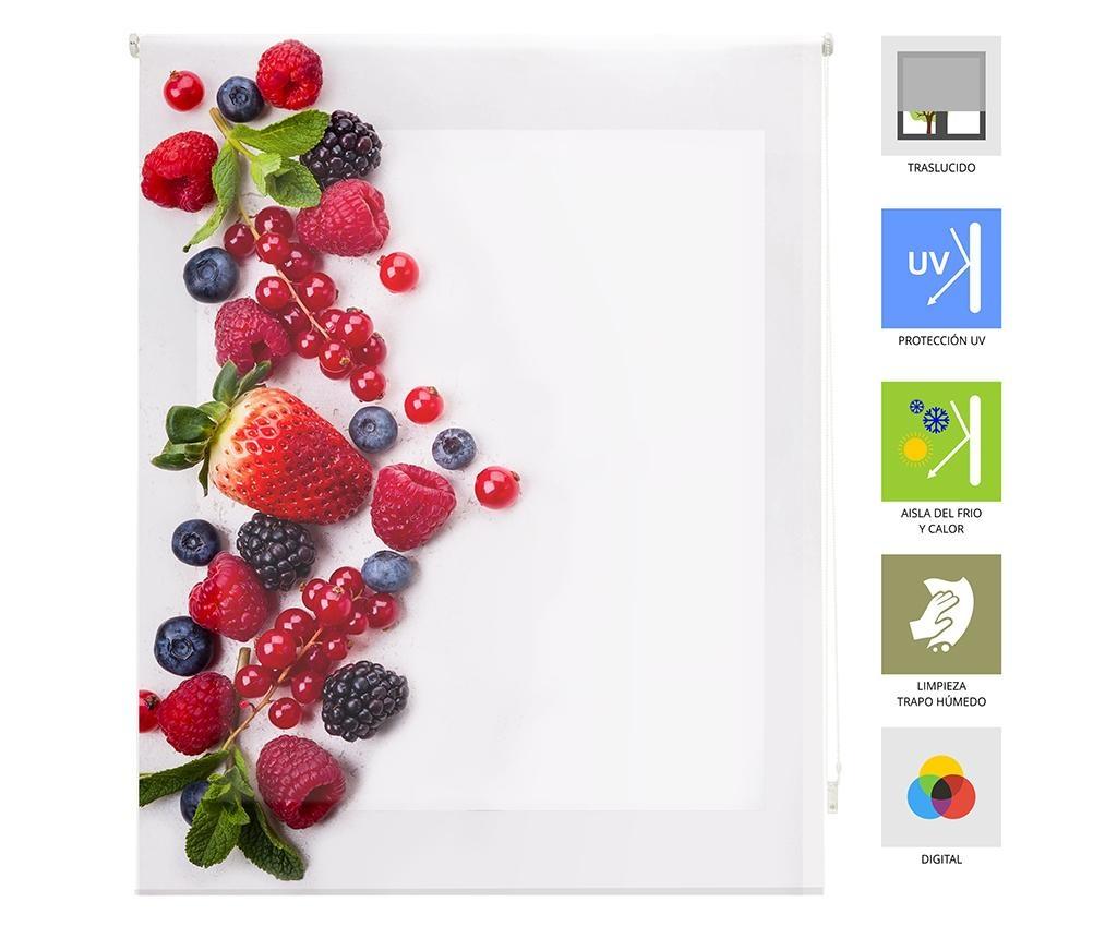 Jaluzea tip rulou Berry Much 120x250 cm