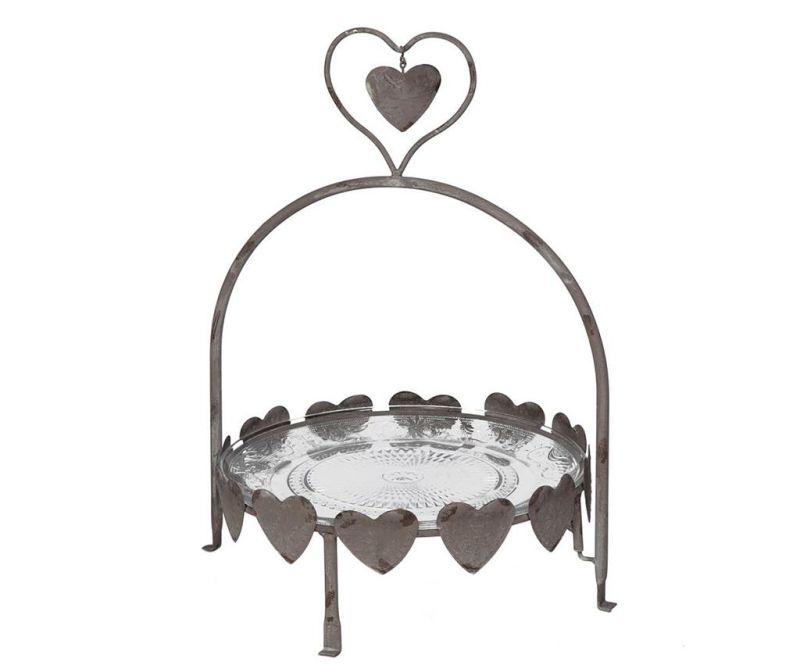 Platou Cake Hearts