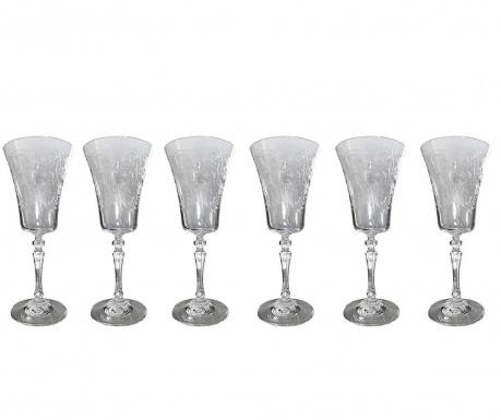 Set 6 čaša za vino Alex 310 ml