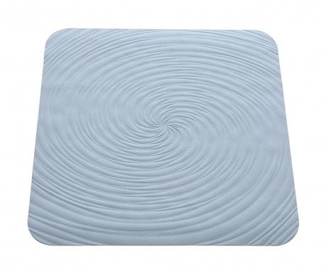 Warim Grey Fürdőszobai szőnyeg 54x54 cm