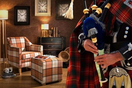 Inspirație din Scoția