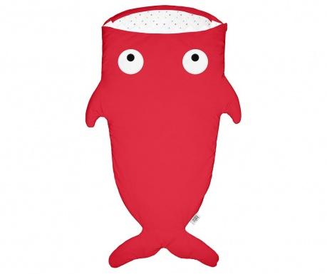 Śpiworek Fishy Red 2-6 lat