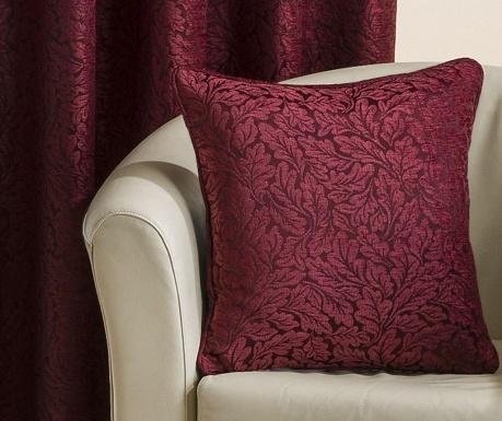 Jastučnica Balmoral Bordeaux 43x43 cm