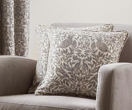 Poszewka na poduszkę Eden Steeple Grey 43x43 cm