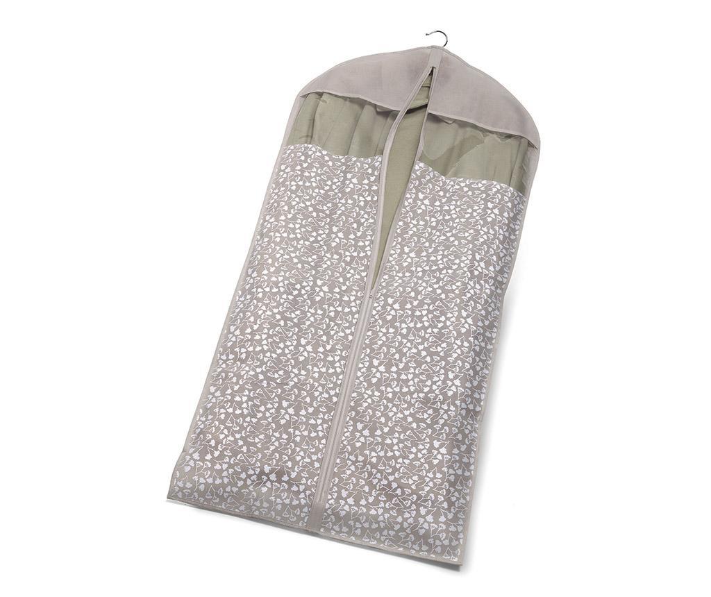 Zaščitna vreča za obleke Bouquet 60x137 cm