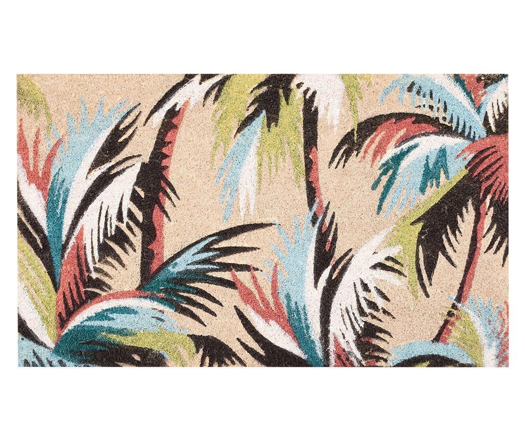 Vchodová rohožka Palm Trees 45x75 cm