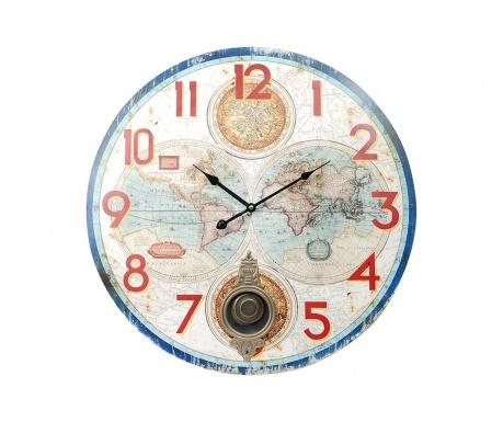Nástěnné hodiny s kyvadlem World