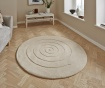 Koberec Spiral Ivory 140 cm