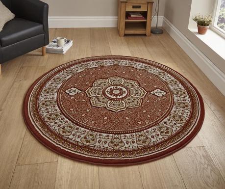 Tepih Heritage Terra Circle 150 cm