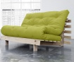 Sofa extensibila Roots Wide Natural and Pistachio