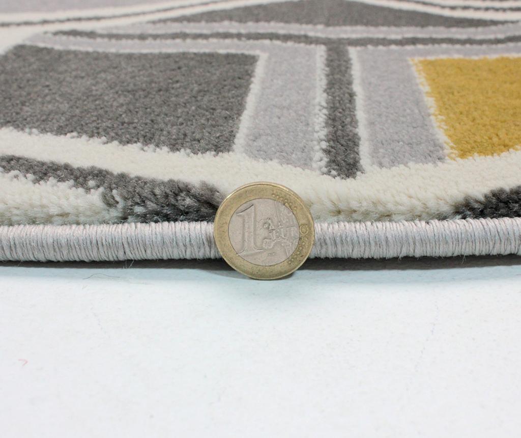 Tepih Mimosa Grey Ochre 160x230 cm