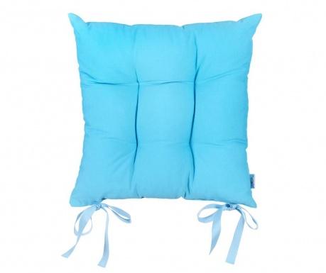 Polštář na sezení Pure Sky Blue 37x37 cm