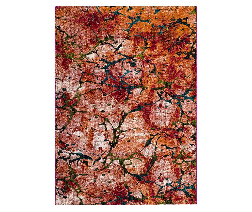 Covor Katrina Crevice 160x230 cm - Universal XXI, Portocaliu