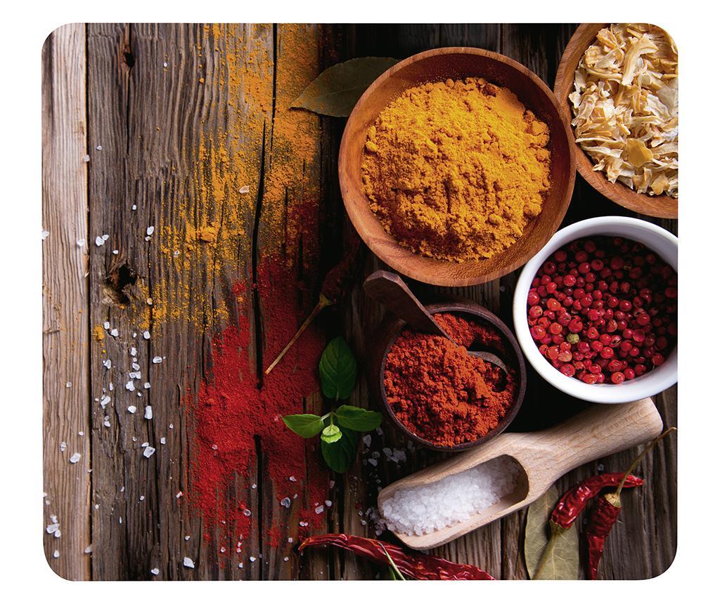 Plansa protectoare pentru perete Spices - Wenko, Rosu