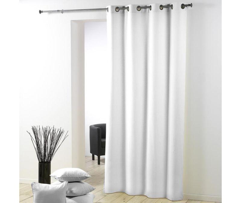 Zastor Essentiel White 140x260 cm