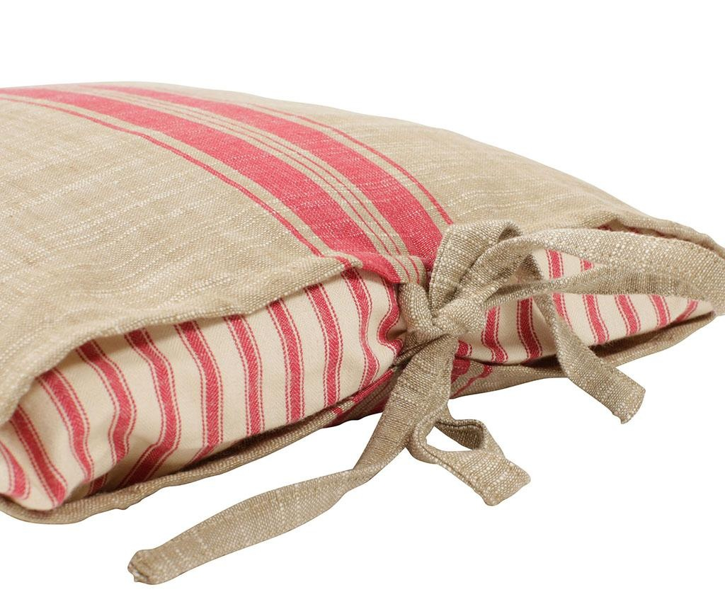 Ukrasni jastuk Sologne Red 30x40 cm