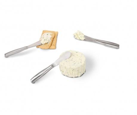 Комплект 3 ножа за крема сирене Mini Copenhagen