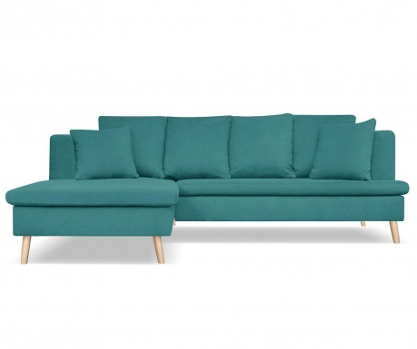 Coltar stanga Newport Turquoise