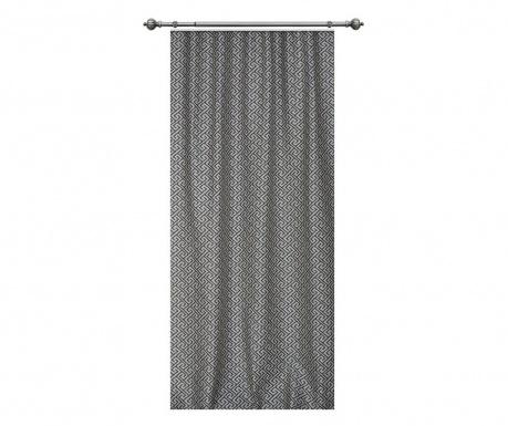 Zastor Maze in Grey 140x270 cm