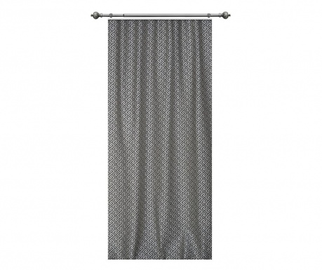 Maze in Grey Sötétítő 140x270 cm
