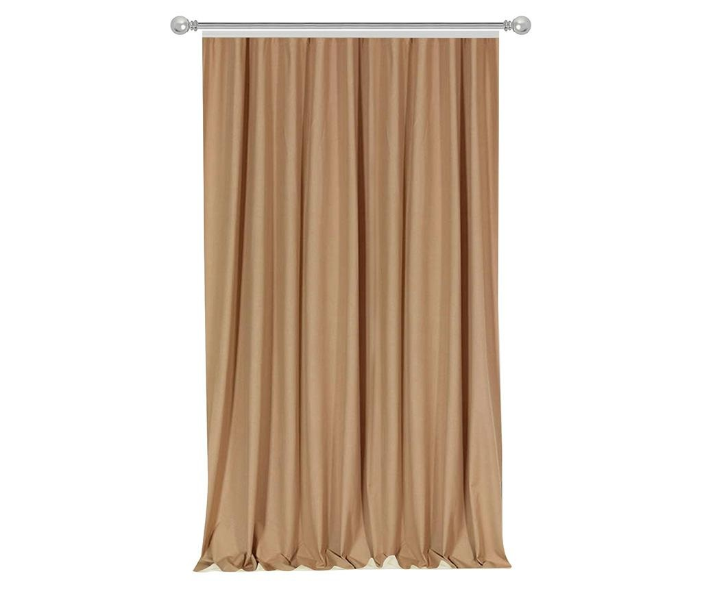 Draperie Simple Taupe 170x270 cm