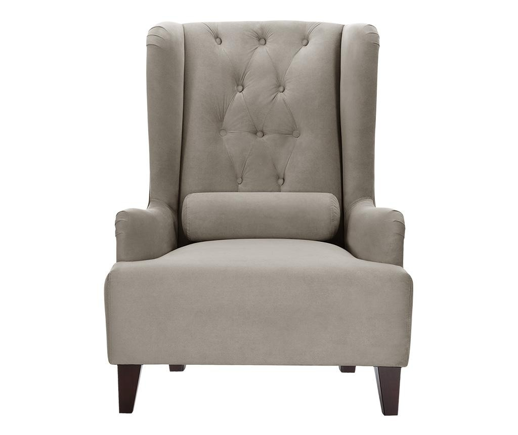 Flanelle Taupe Fotel