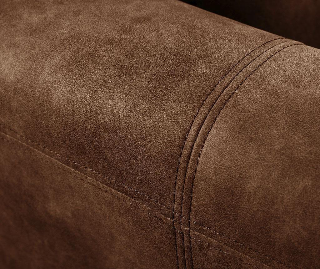 Триместно канапе Tweed Hazelnut