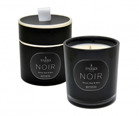Lumanare parfumata Parks Noir Vetiver & Mint