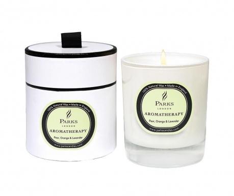 Dišeča sveča Parks Pear & Lavander