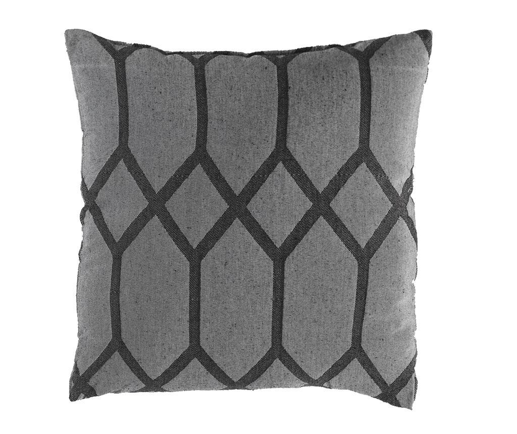 Perna decorativa Monalise Grey 40x40 cm